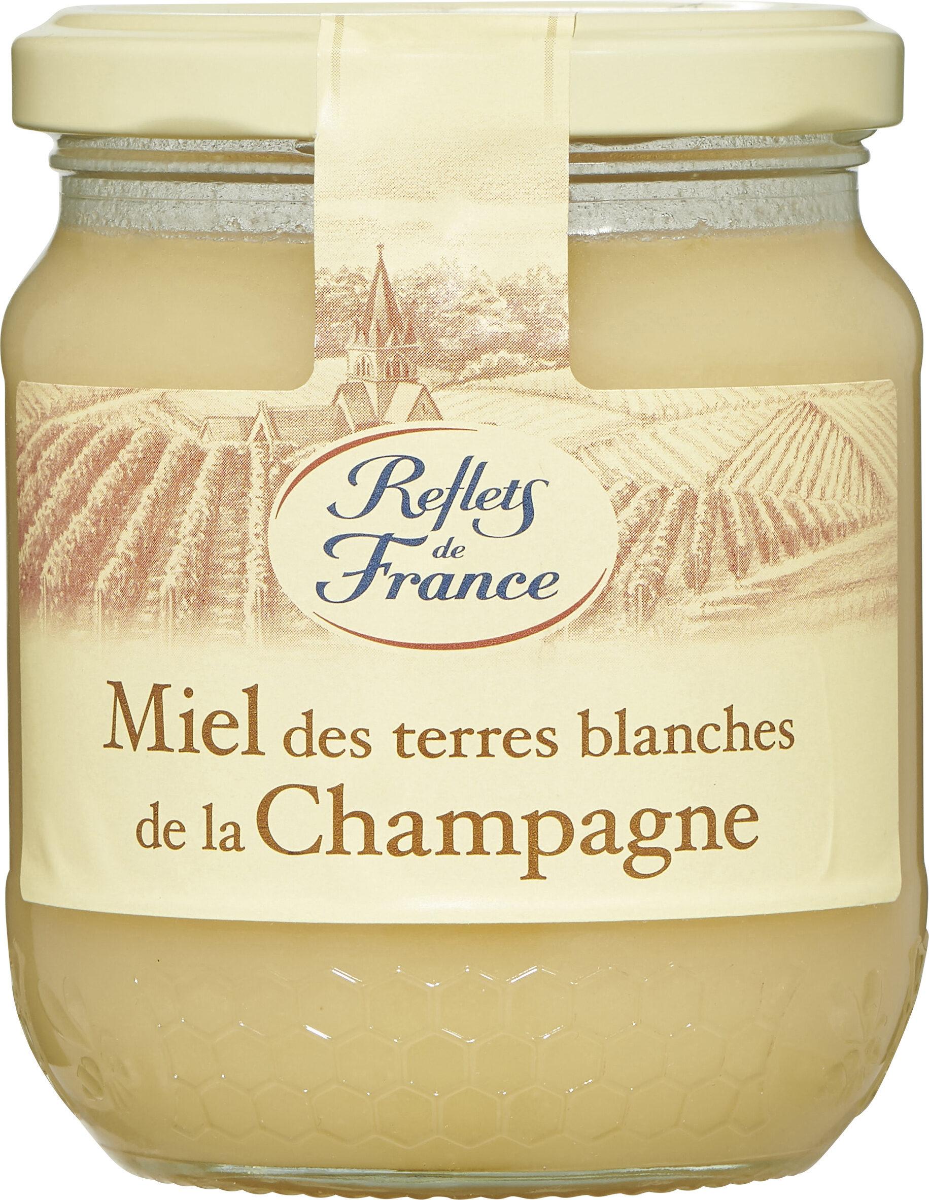 Miel des terres blanches de Champagne - Prodotto - fr
