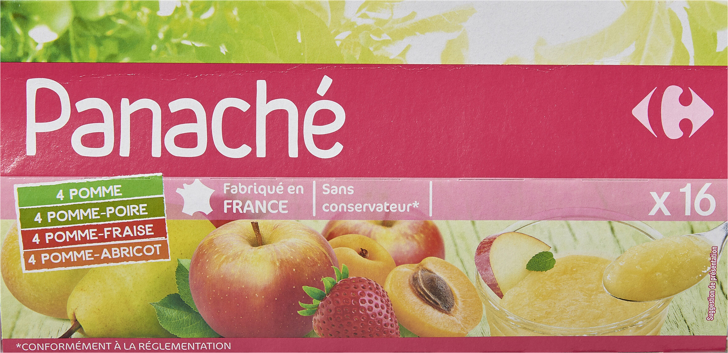 Panaché - Produit - fr