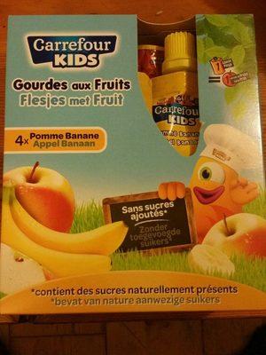Sans sucres ajoutés**Contient des sucres naturellement présents - Produit - fr