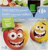 Sans sucres ajoutés* *Contient des sucres naturellement présents - Prodotto