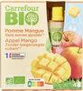 Purée Pommes Mangues Sans sucres ajoutés* *Contient des sucres naturellement présents. - Product