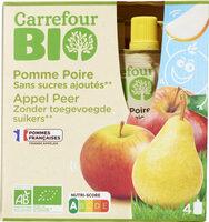 Purée Pommes Poires - Product - fr