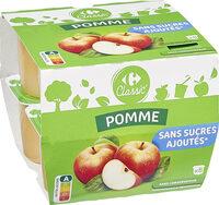 Purée de Pomme - Produit - fr