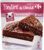 Fondant au Chocolat - Product - fr
