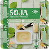 Postre de soja a la vainilla - Product
