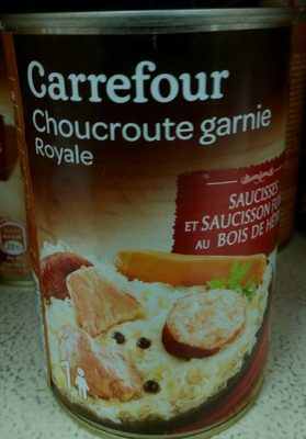 Choucroute garnie royale - Product