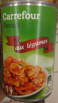 Ravioli aux légumes - Produit - fr