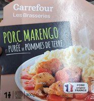 Porc Marengo (les Brasseries) - Produit