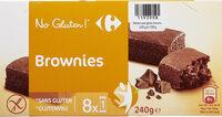 Brownies No Gluten !* - Produit - fr