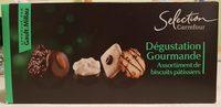 Dégustation Gourmande Assortiment de biscuits pâtissiers - Product - fr