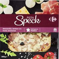 Pizza speck - Produit - fr