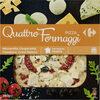 Pizza quattro formaggi - Product