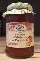 Confiture d'abricots du Pays d'Oc - Produto - fr