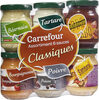 Assortiment 6 sauces - Product