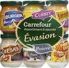 Assortiment 6 sauces Évasion - Product