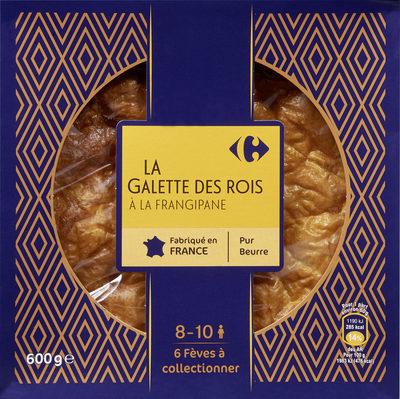 La Galette des rois A la frangipane - Produit - fr