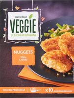 Nuggets Blé, Oignon - Producto