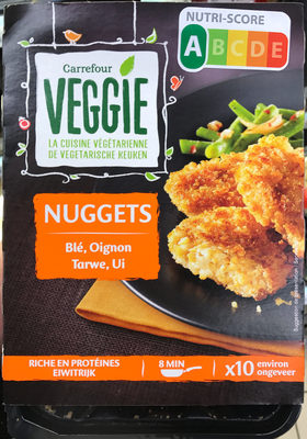 Nuggets Blé, Oignon - Produit - fr