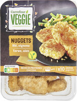 Nuggets Blé, Oignon - Product - fr