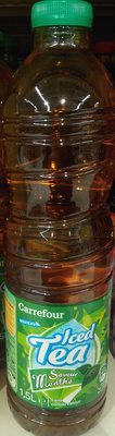 Iced Tea saveur menthe - Produit - fr