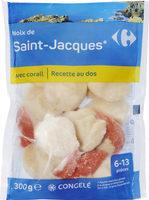 Noix de Saint-Jacques* - Produit - fr