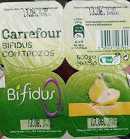 Bifidus con trozos - Producte