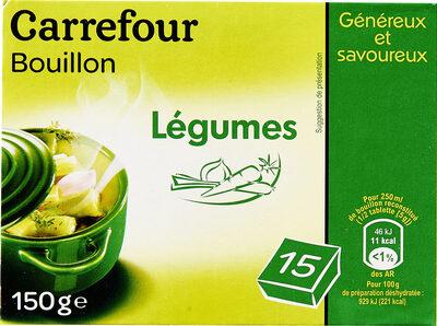 Bouillon Saveur Légumes - Producte - fr
