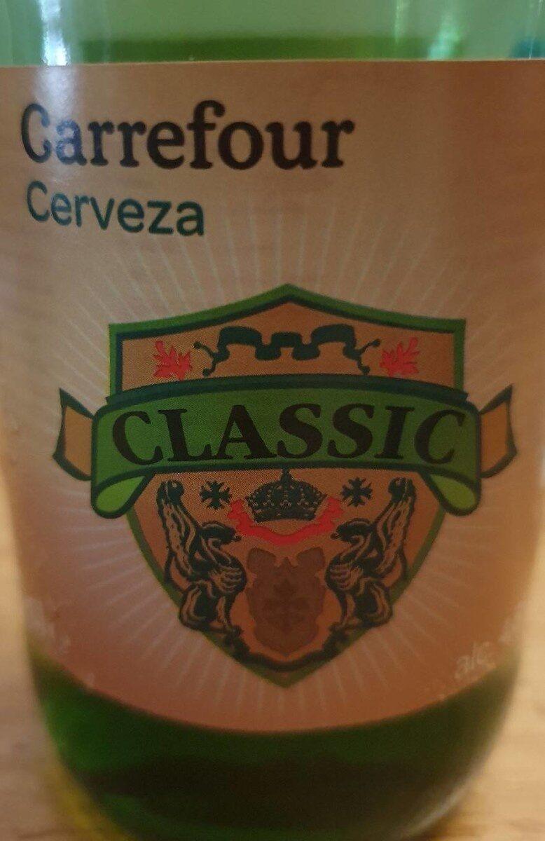 Cerveza classic - Producto - es