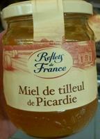 Miel de tilleul de Picardie - Product