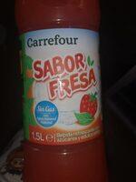 Sabor fresa - Product