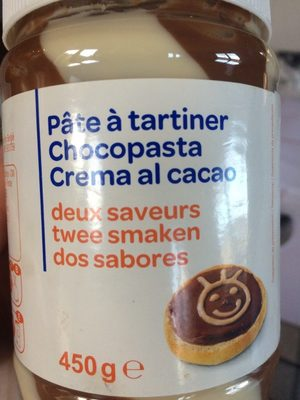 Pâte à tartiner deux saveurs - Produkt