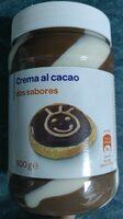 Crema al cacao dos sabores - Produkt