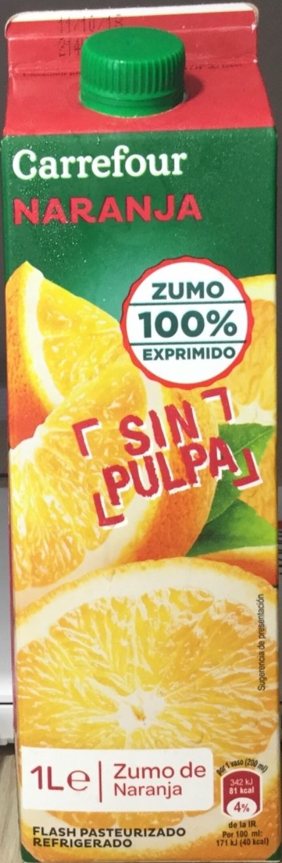 Naranja - Producto - es