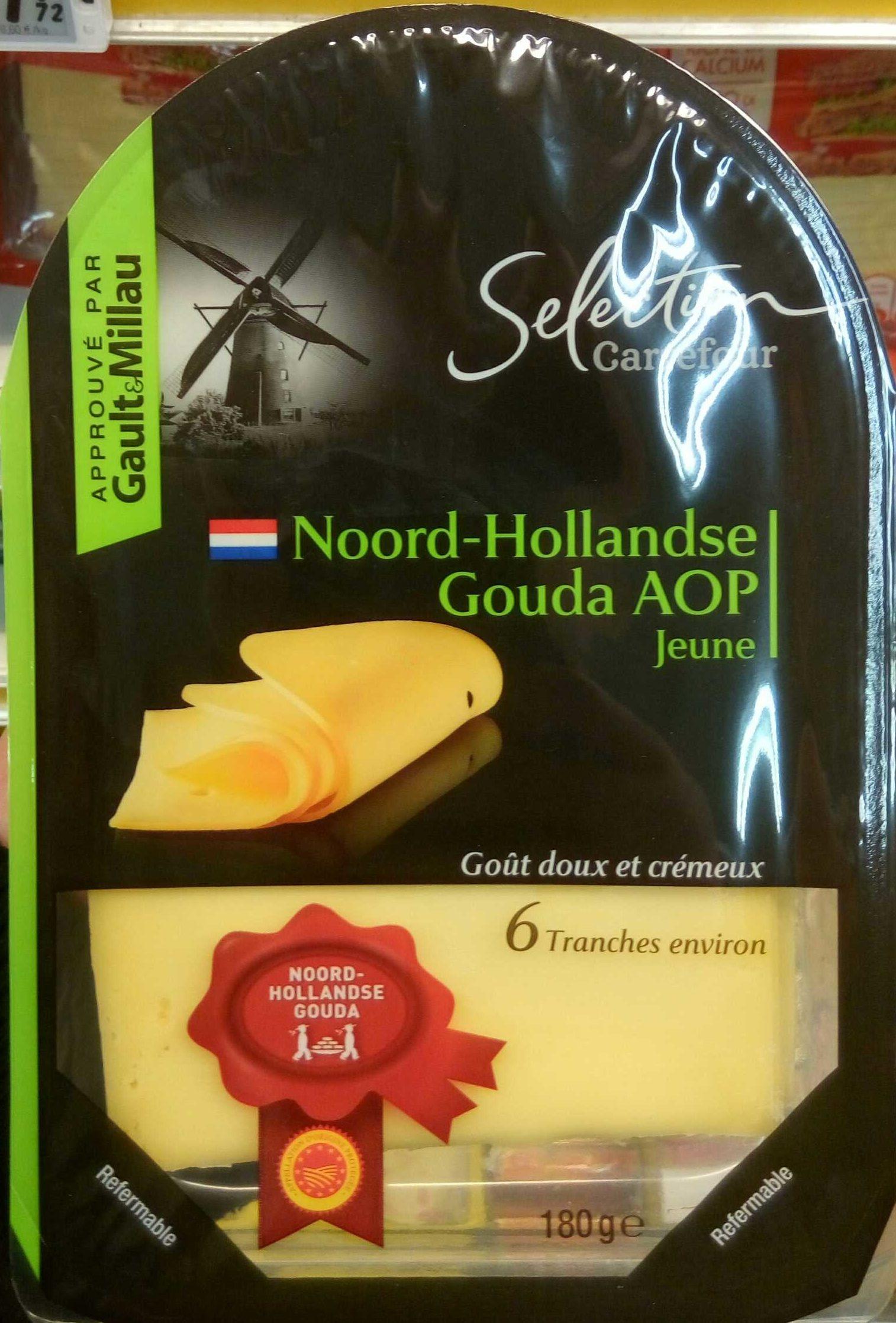 Noord-Hollandse Gouda AOP - Product - fr