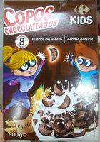 Copos chocolateados - Producte - es