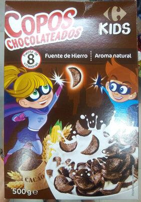 Copos chocolateados - Producto - es