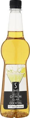 Sirop de citron clair - Prodotto - fr