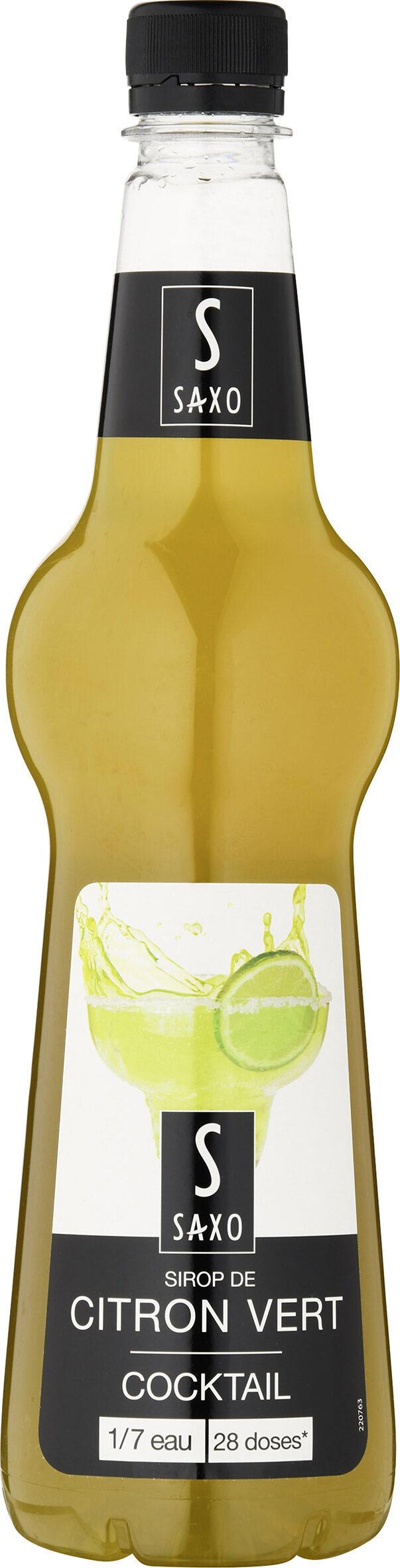 Sirop citron vert - Prodotto - fr