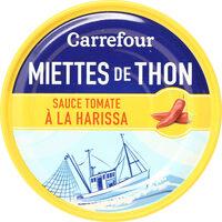 Miettes de Thon Sauce Tomate à la Harissa - Prodotto - fr