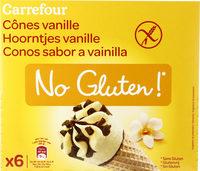No Gluten !* Vanille - Producte