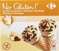 No Gluten !* Vanille & Chocolat - Producto