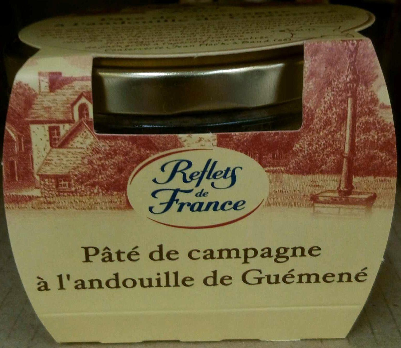Pâte de campagne à l'andouille de Guémené - Produit