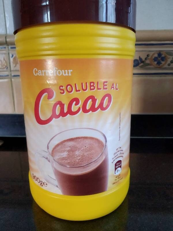 Soluble al Cacao - Producto