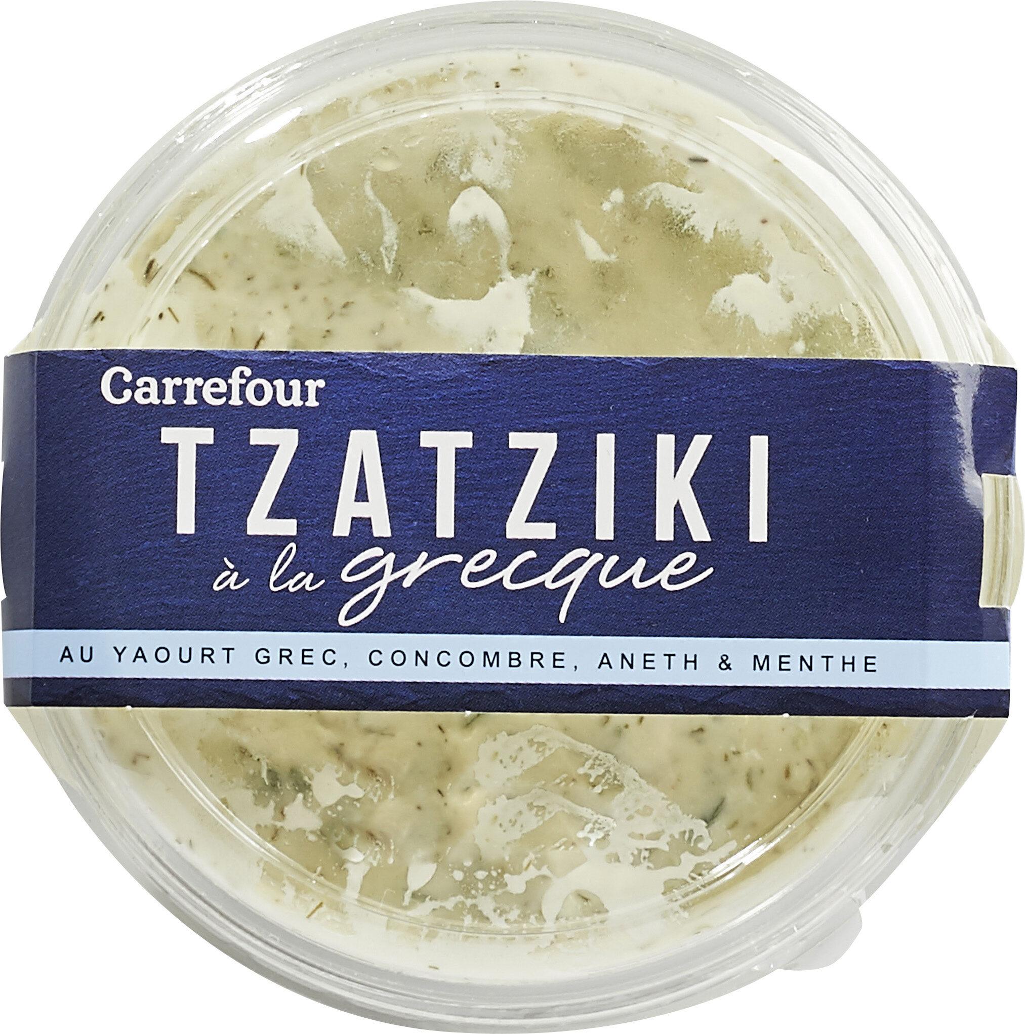 Tzatziki à la grecque - Prodotto - fr