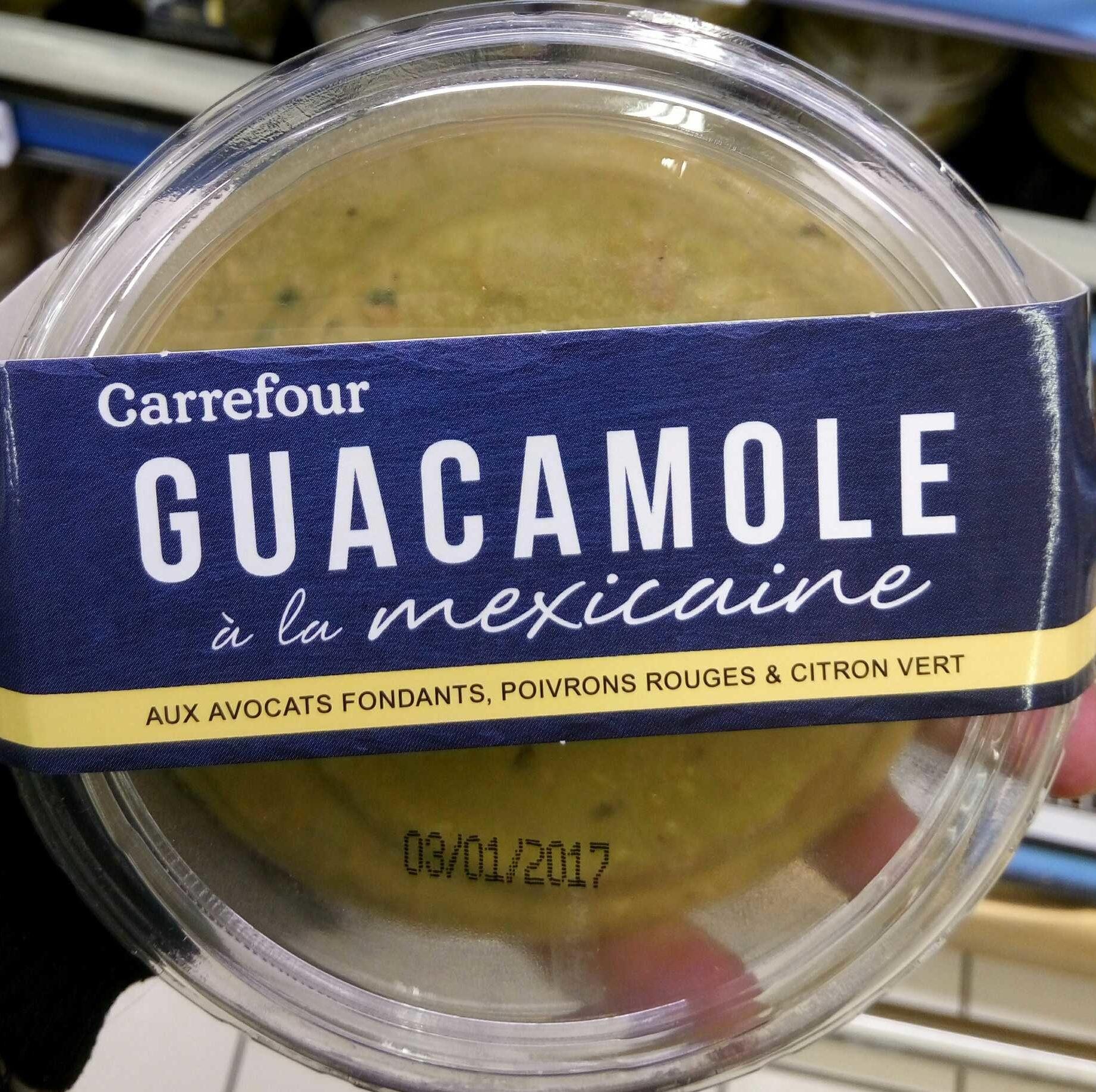 Guacamole - Produit - fr