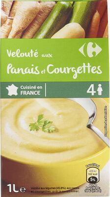 Velouté aux Panais et Courgettes - Prodotto - fr