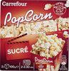 Popcorn sucré - Prodotto
