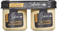 La crème au caramel - Product - fr