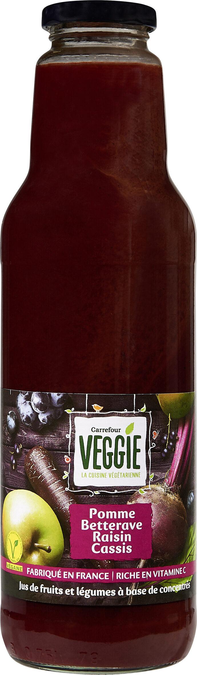 Pomme betterave raisin cassis - Prodotto - fr