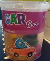 CAR BOX Winegums - Product